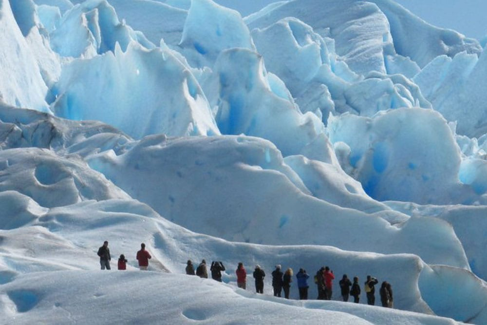 Glacier Ice Tour in Patagonia
