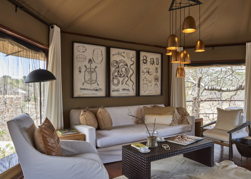 Luxury Safari, Tanzania